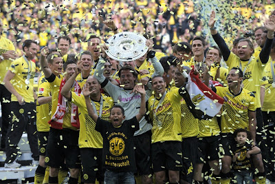 Dortmund Deutscher Meister