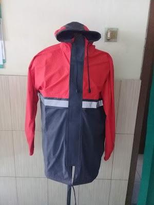 Vanderman Rain Coat