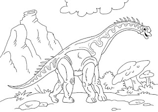 Best Of Dinosaur Diplodocus Coloring Pages