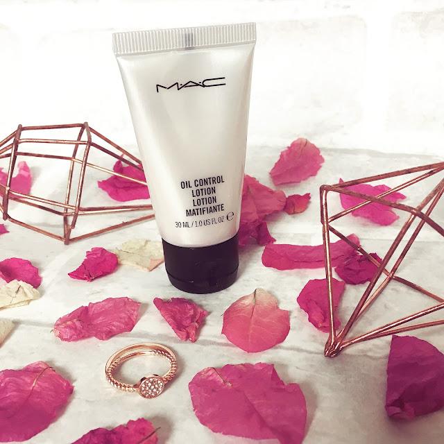 Lovelaughslipstick blog Mac Cosmetics Oil Control Lotion Review