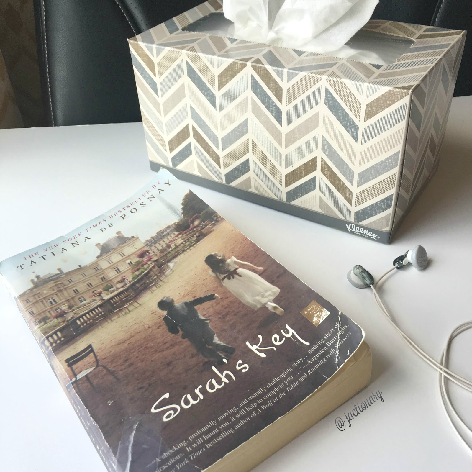 Book Review In Different Key Story Of >> Jactionary Book Review Sarah S Key By Tatiana De Rosnay