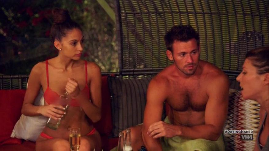 Chris, Mason  Dan On Dating Naked Playing For Keeps -4372