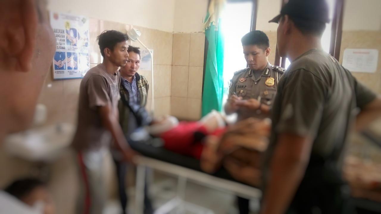 Adu Kambing Carry vs Revo, Satu Orang Meninggal