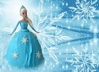 Image: Frozen Elsa Ice-Queen Doll Cake, by Annca Schweiz on Pixabay