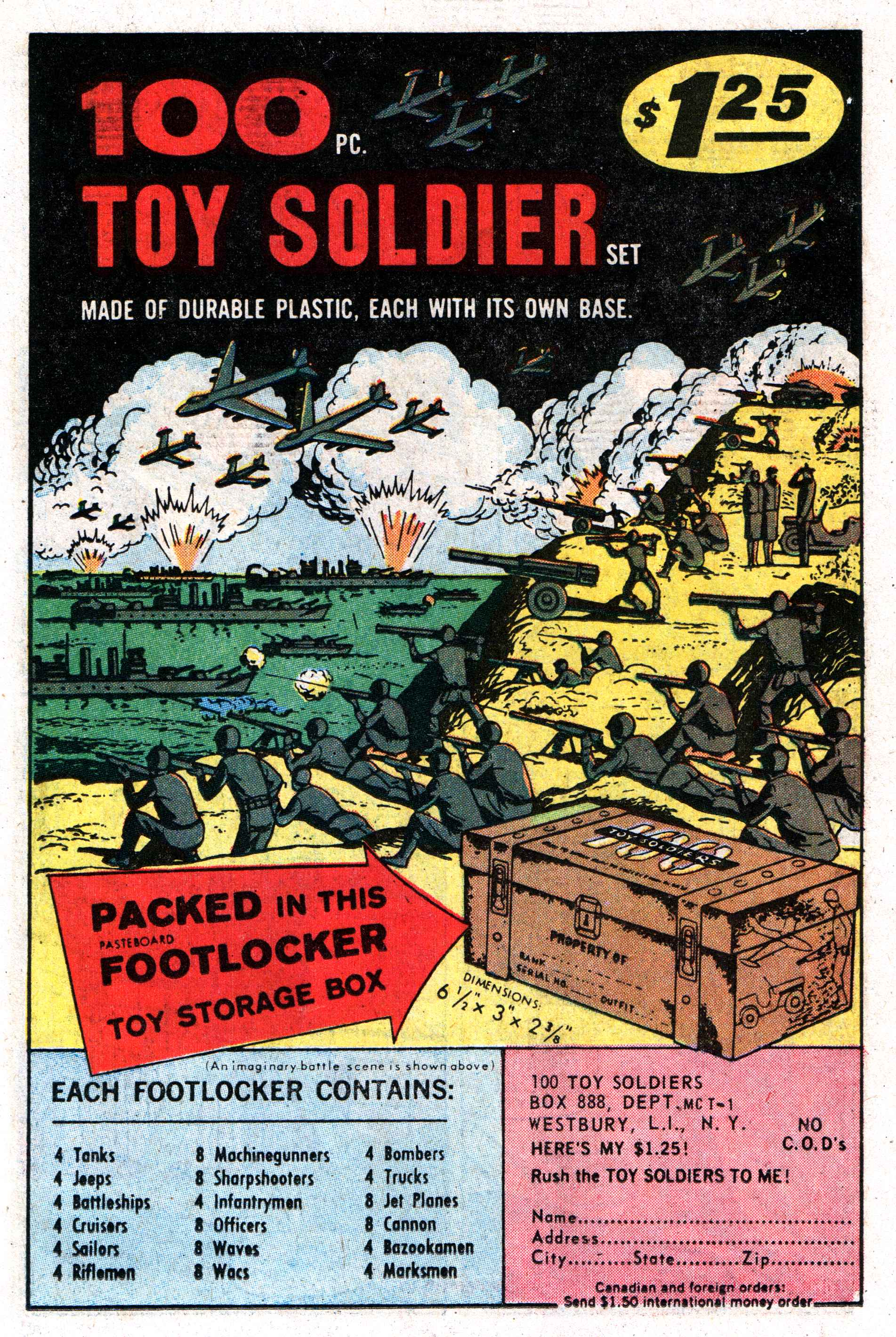 Read online Sgt. Fury comic -  Issue #50 - 19