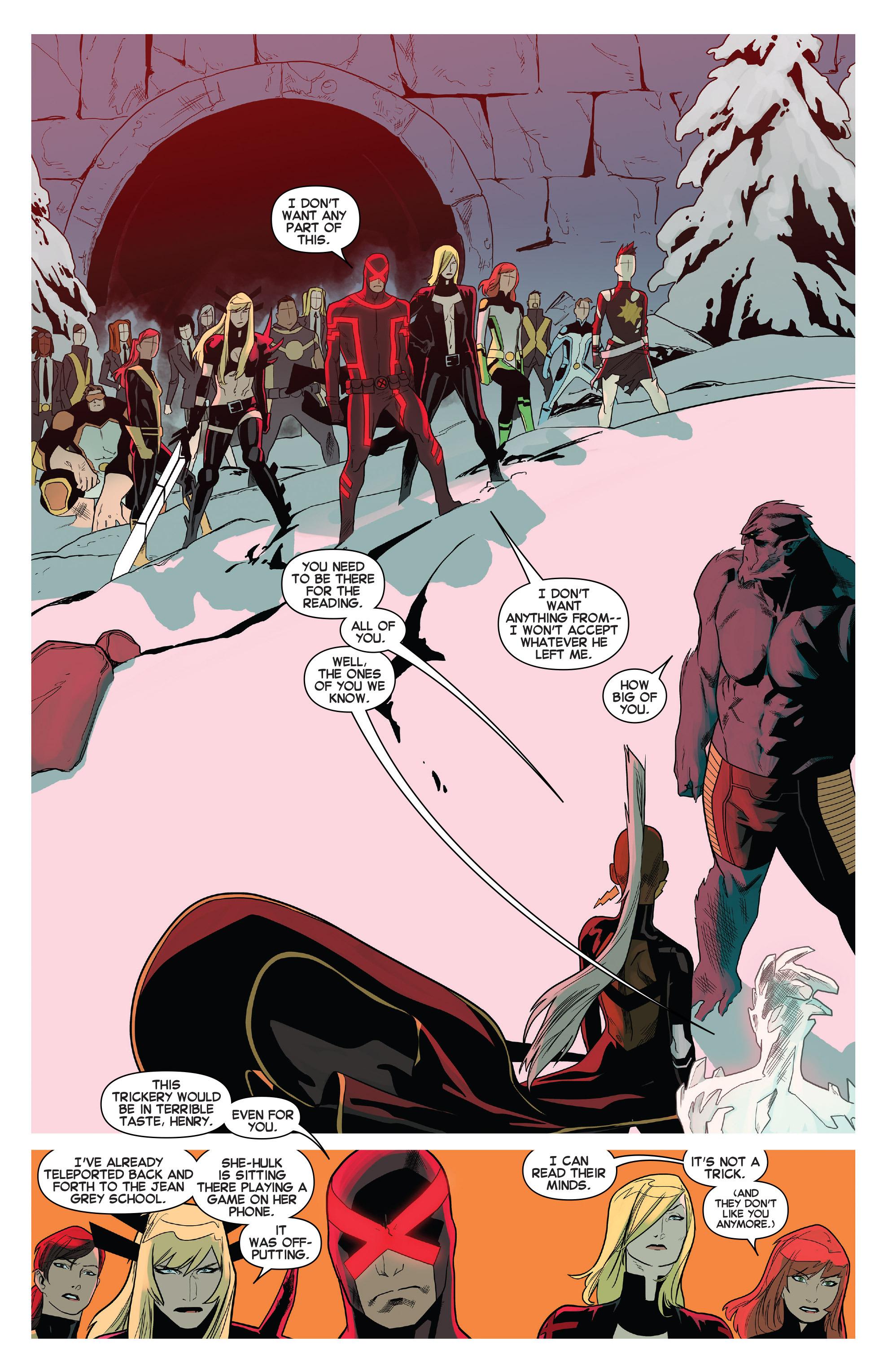 Read online Uncanny X-Men (2013) comic -  Issue #24 - 14