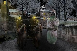 cerita misteri mistis penampakan hantu pocong seram