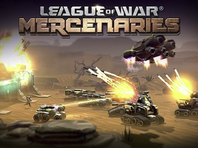 League of War Mercenaries Mod Apk v8.0.34 Unlimited Troops Terbaru
