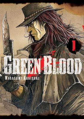 Masasumi Kakizaki - Green Blood