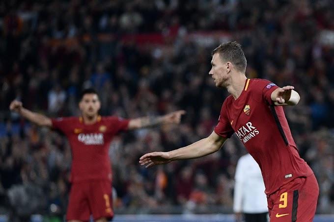 Roma vence Liverpool, mas está eliminada da Champions League