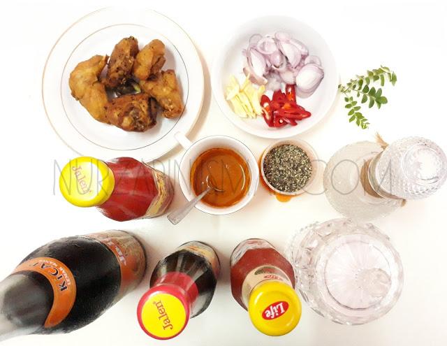 Resepi Sedap Ayam Kam Heong