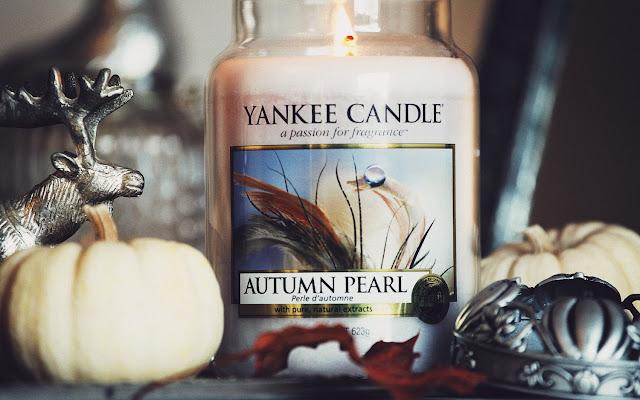 Yankee Candle Autumn Pearl - czyli rozpoczynamy jesienne palenie :) - Czytaj więcej »