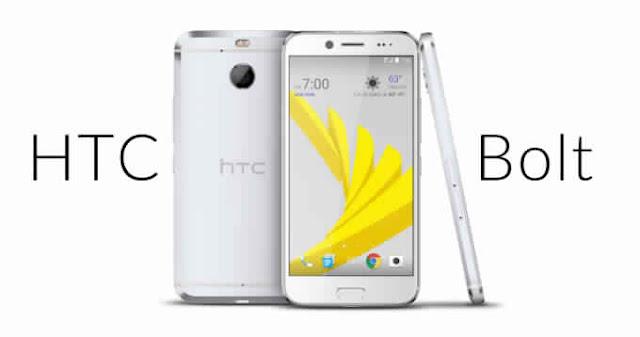 مواصفات وسعر هاتف HTC Bolt أو HTC 10 evo بالصور