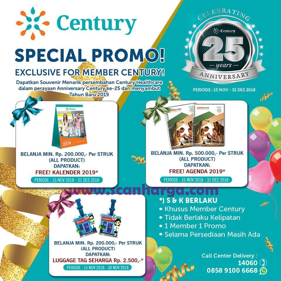 Katalog Promo Century 15 30 November 2018 Katalog Harga Promo