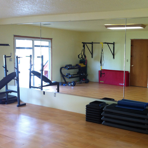 Basement Workout Area: Greatmats Specialty Flooring, Mats And Tiles: Top 5