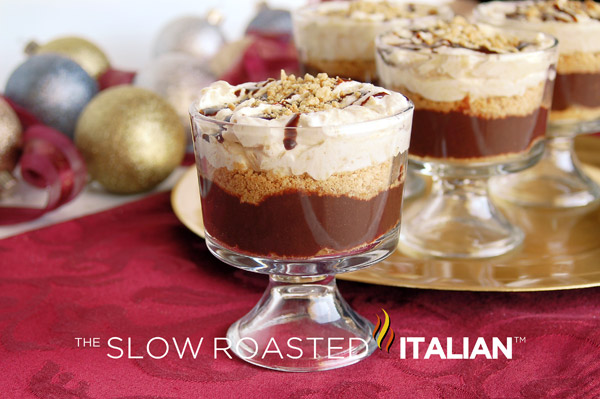 Cadbury Egg Inspired Easter Trifle (With Video)