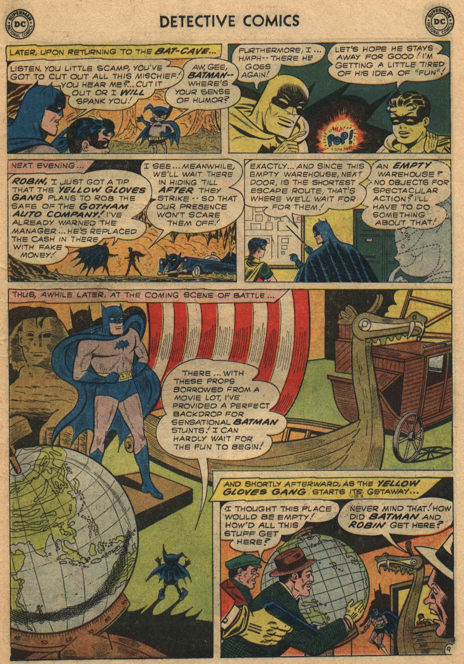 Read online Batman: The Black Casebook comic -  Issue # TPB - 107