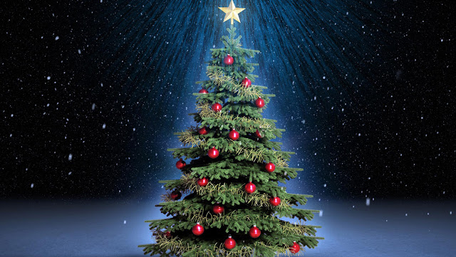 Wallpapershdview Com Christmas Tree Hd Wallpapers For