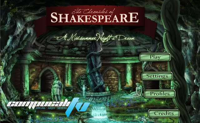 The Chronicles of Shakespeare 2 A Midsummer Nights Dream PC Full