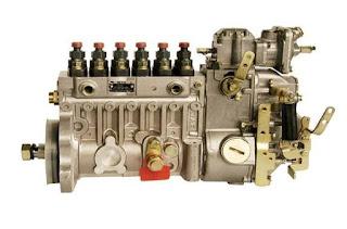 pompe à carburant diesel