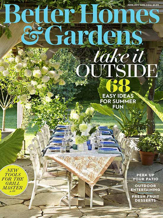 Shelter outdoor living for Outdoor living magazine