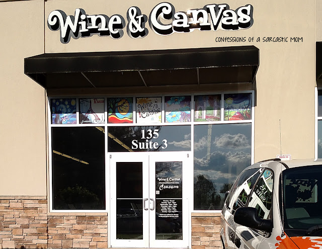 Wine & Canvas - Bloomington, IN