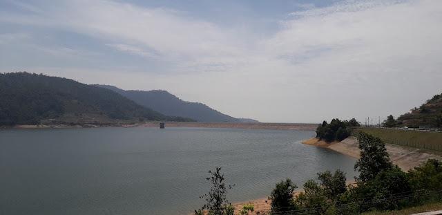Empangan Teluk Bahang