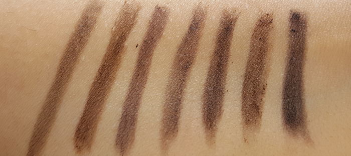 Review Swatches: L´Oréal Paris - Brow Artist XPERT Augenbrauenstifte - Madame Keke The Luxury Beauty & Lifestyle Blog