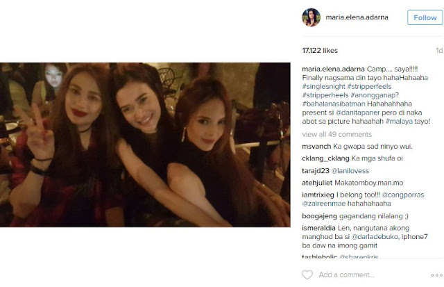 'Hindi na po kami' - Ellen Adarna Breaks Up With Baste Duterte