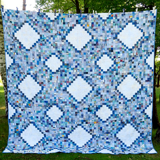 Oases Quilt Free Pattern