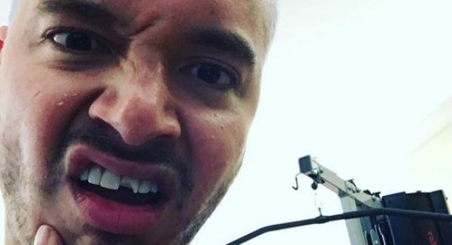 J Balvin est cassée une dent et les réseaux sociaux sont tous solidaire avec lui