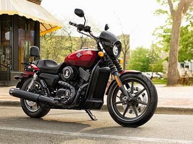 Yeni motosiklet modelelri tanıtıldı.