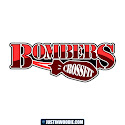 Bombers CrossFit Graphic Logo Design