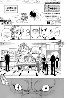 Download Hunter x Hunter Chapter 366 Bahasa Indonesia