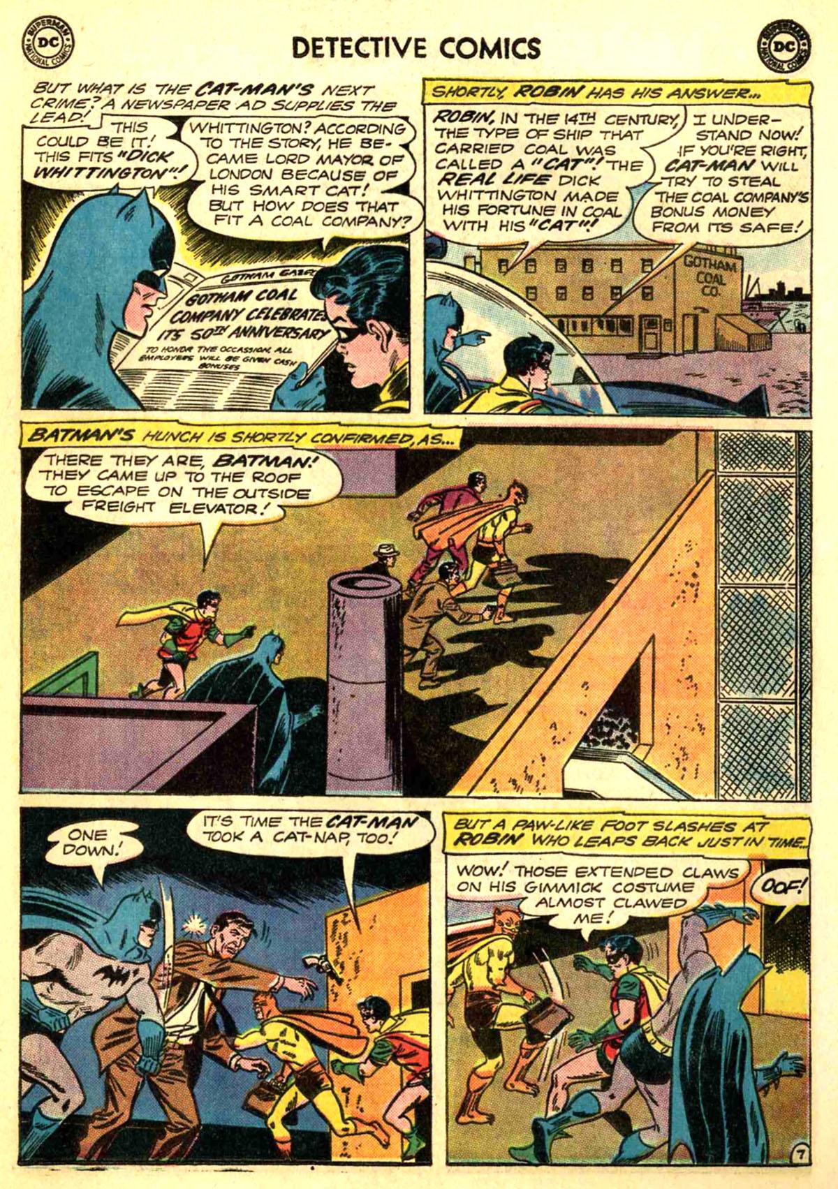 Detective Comics (1937) 318 Page 8