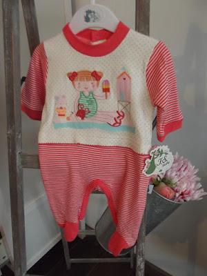pijama coral bebe nueva coleccion primavera verano