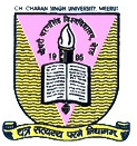 CCS University MBBS, MD, MS, Diploma course supplementary examination form