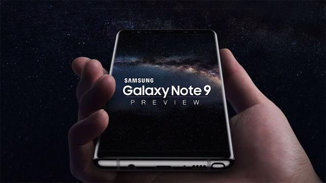 Samsung Galaxy Note9 va avea ecranul și bateria mai mari decât Note8 - 6.4 inch și 4000 mAh