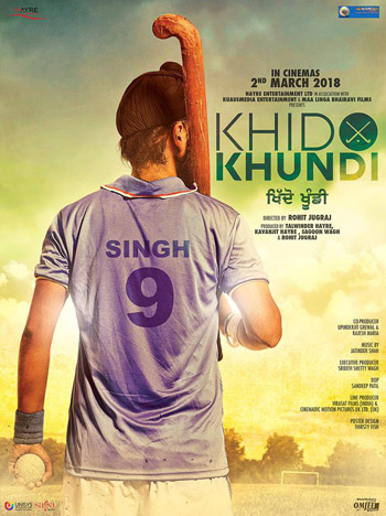 Khido Khundi 2018 Punjabi Movie HDRip 720p 1.4GB