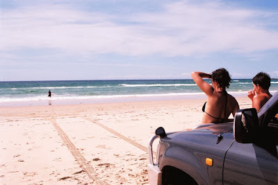 North Stradbroke beach