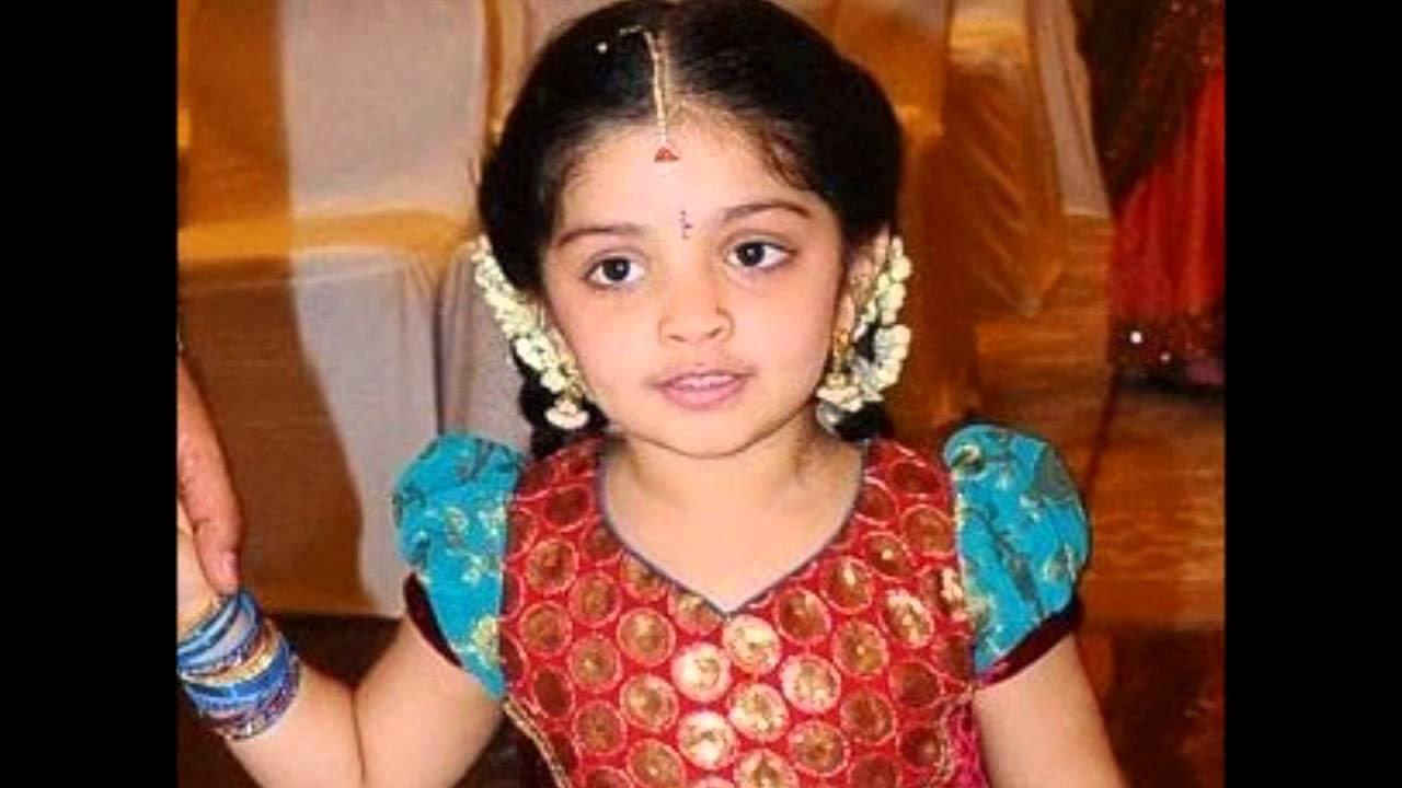 TELUGU CINEMASS: ANOUSHKA DAUGHTER OF AJITH-SHALINI Real