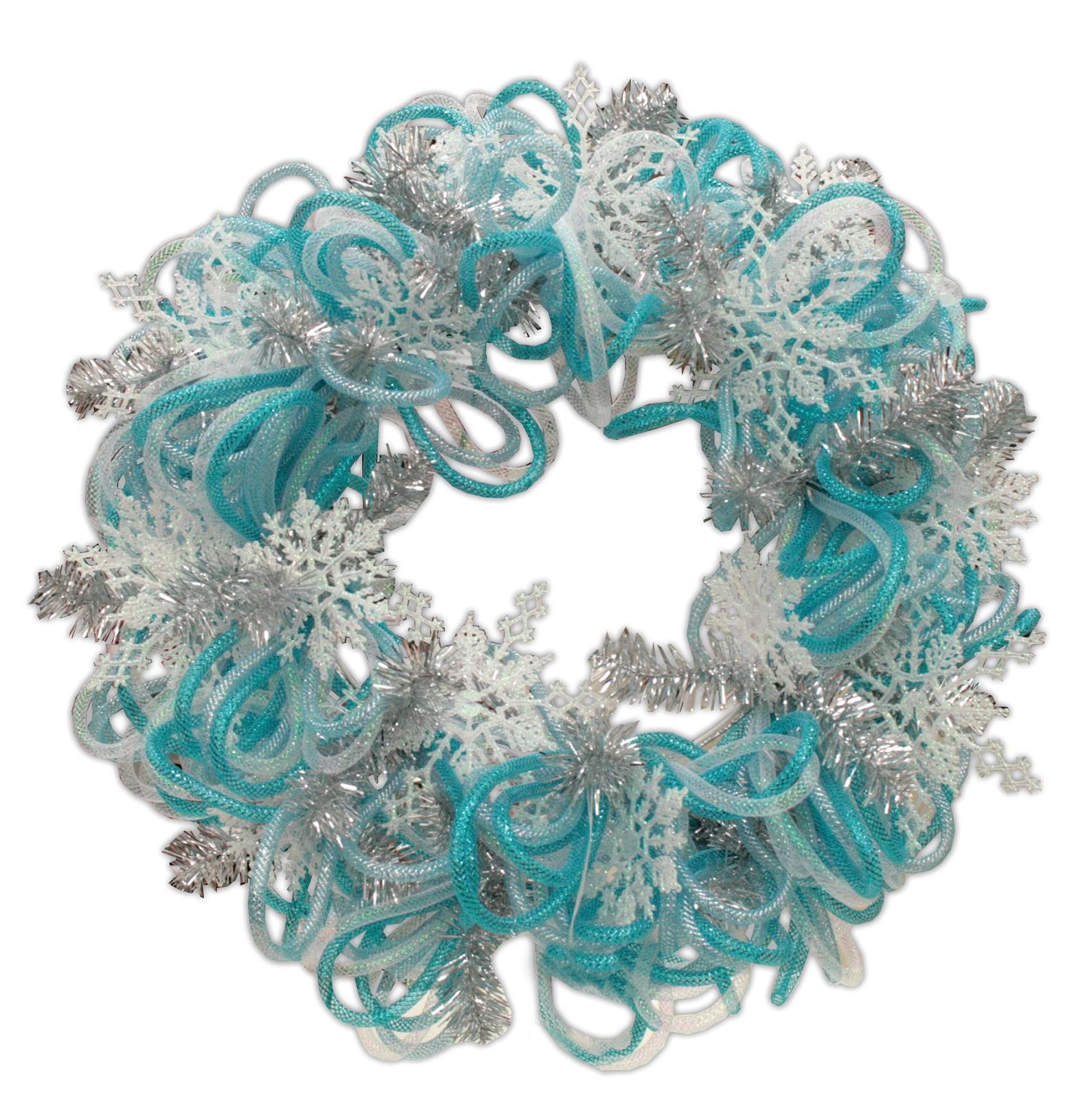 Crafts Direct Blog: Geomesh Wreaths