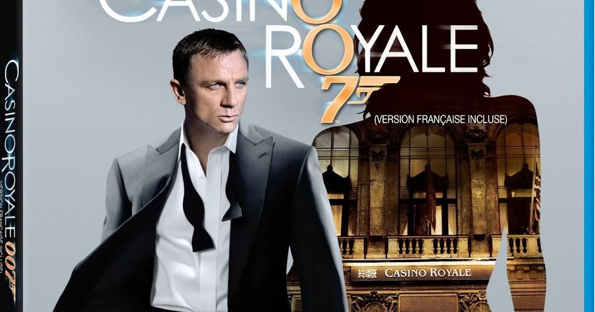 Hollywood Movie Casino Royale