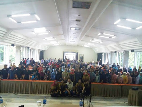 Penutupan Workshop Pemutakhiran Data SD Kota Bandung 2018
