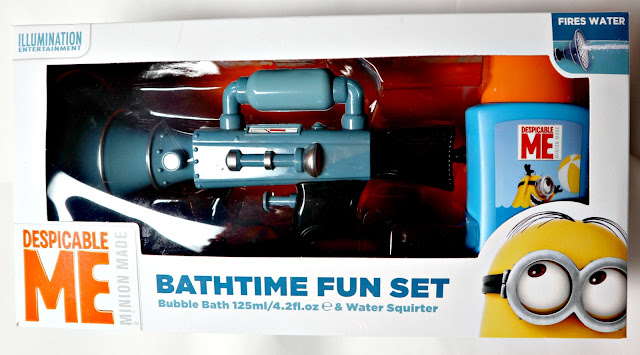Despicable Me Bathtime Fun Set