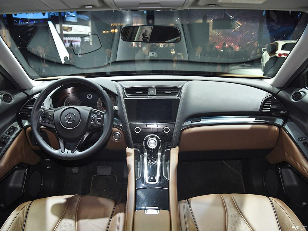 Acura Mdx 2016 Interior >> Acura Says It Has No Current Plans To Offer CDX In The USA | Carscoops