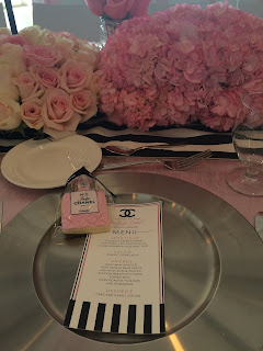 Coco Chanel bridal shower ideas