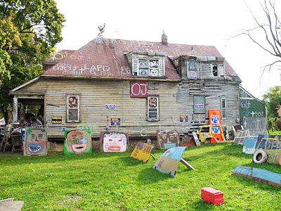 El proyecto Heidelburg en Detroit