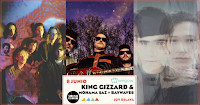 Concierto de King Gizzard & the Lizard Wizard, Baywaves y Mohama saz en Joy Eslava