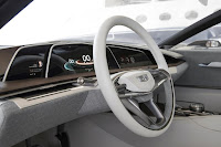 Cadillac Escala Concept (2016) Dashboard